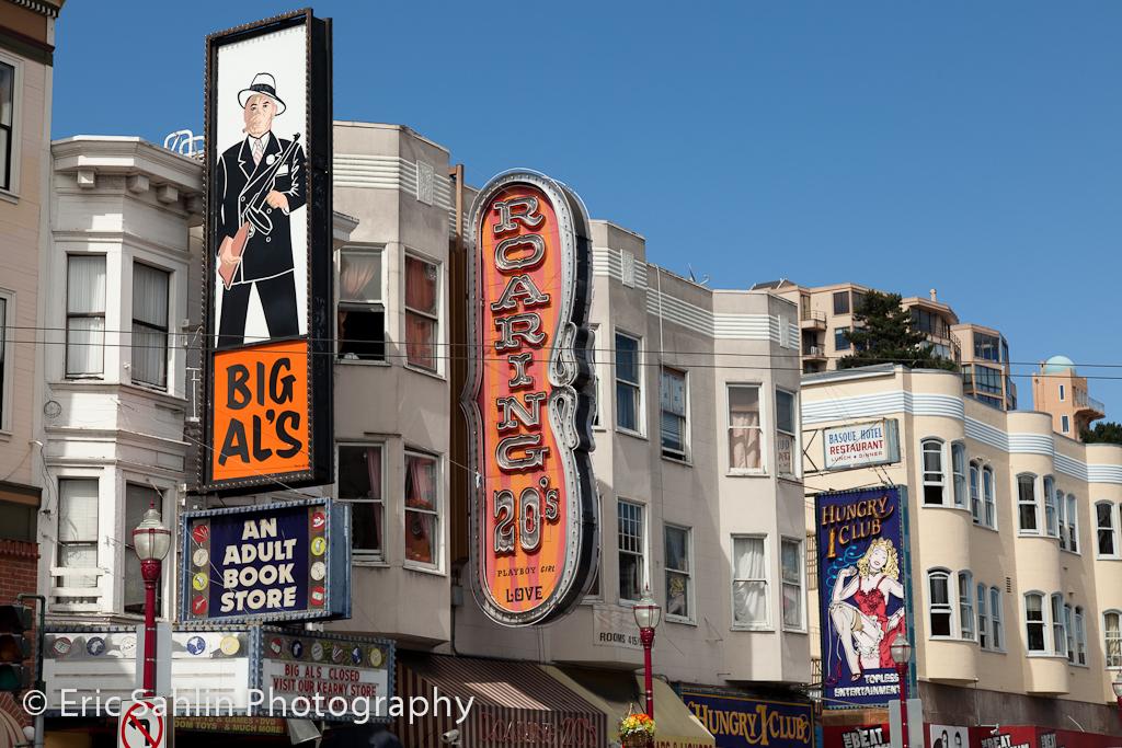 Strip Clubs on Broadway
