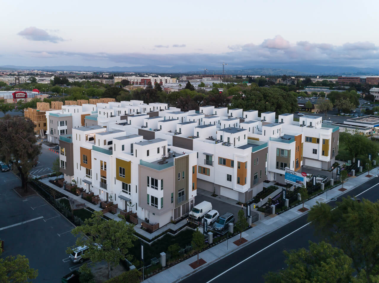 New multi-family residence in Dublin, CA