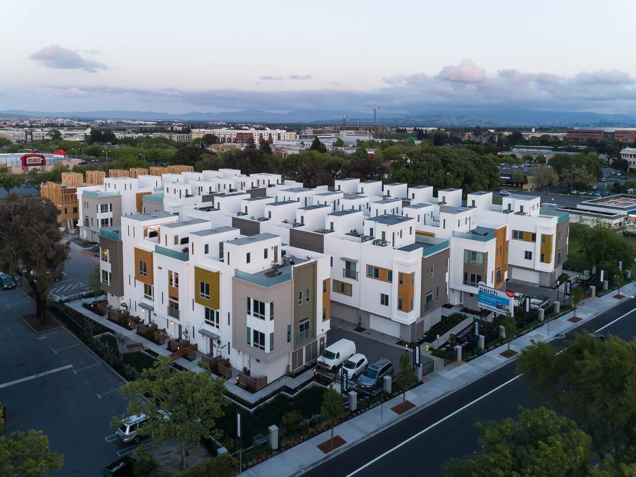 New multi-family residence in Dublin, CA